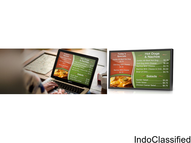 Restaurant Menu Entry Services
