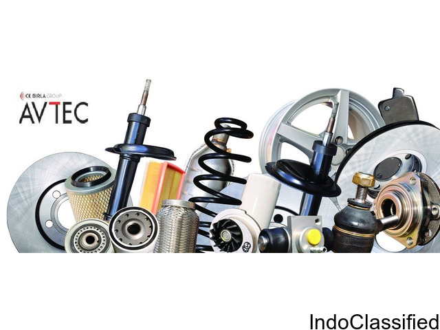 List of components in Automobiles sector