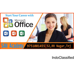 Office Job Computer course