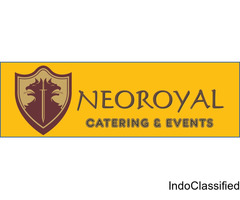 Neo Royal - Birthday party caterers in delhi