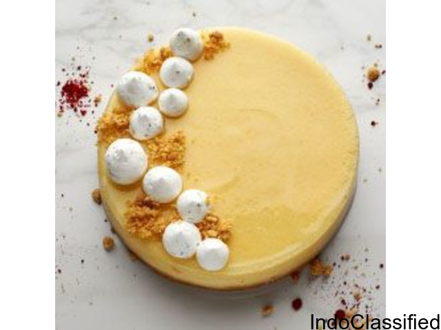 Buy New York Baked Cheese Cake Online in Bangalore – Smoor Chocolates
