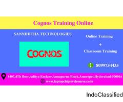 Cognos Training Online