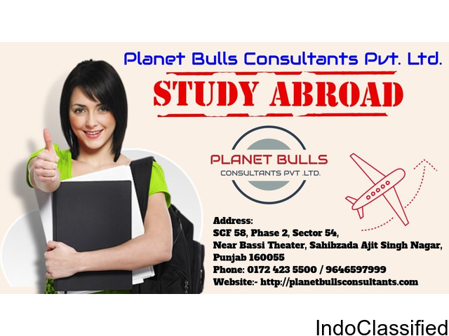 Immigration Consultants In Mohali