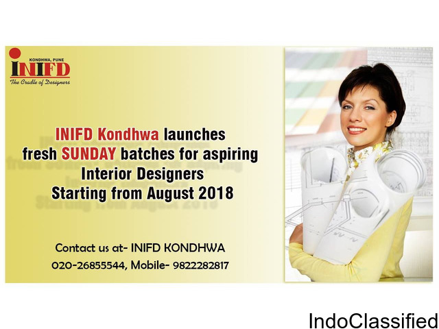 INIFD Fashion Designing & Interior Designing Academy in Pune | INIFD Pune