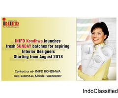 INIFD Fashion Designing & Interior Designing Academy in Pune | INIFD Pune