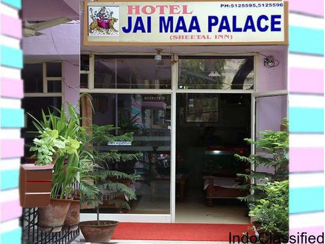 Book Hotels near Jaipur Railway Station & Bus Stand