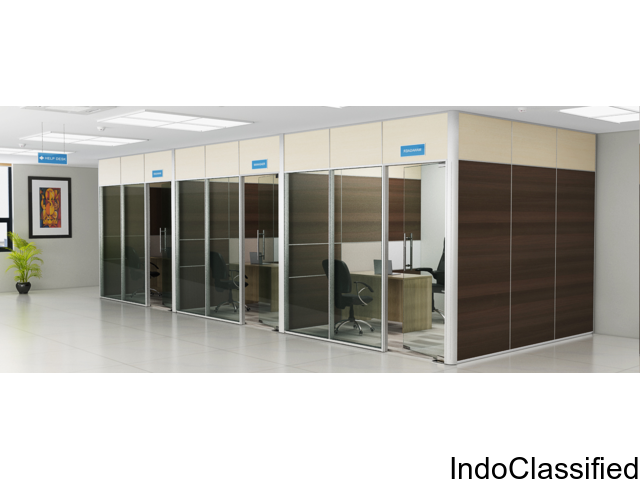 Best Modular Office Furniture Mumbai
