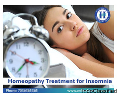 Homeopathy Treatment for Insomnia