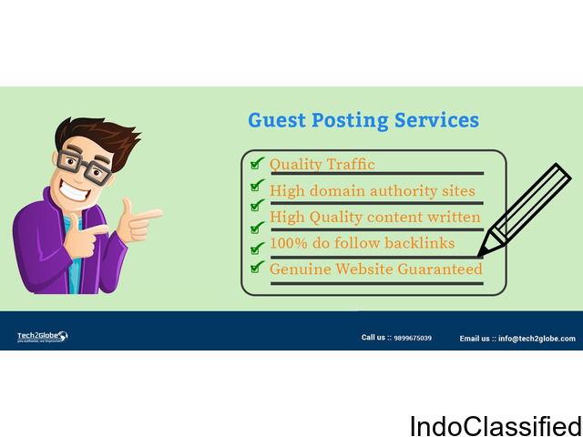 Guest Posting Packages