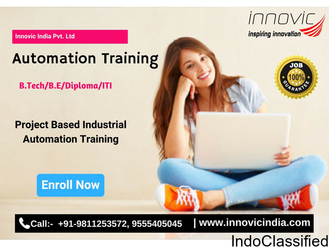 Best Automation Training institute with placement in Delhi NCR