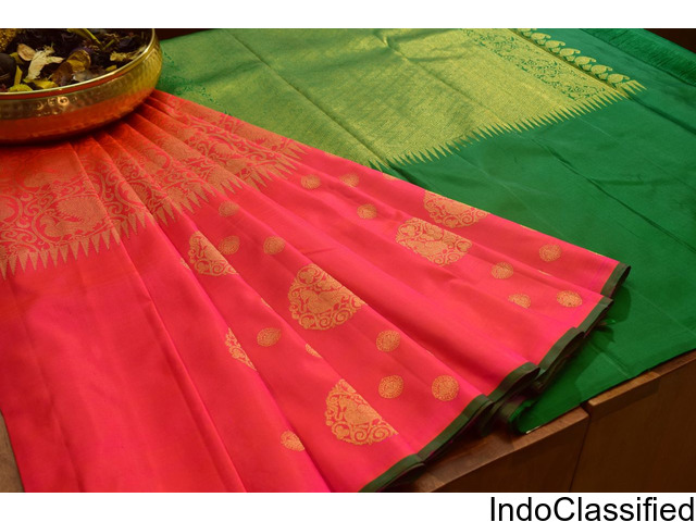Exclusive Bridal Sarees from Studio Ayana