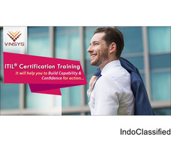 ITIL foundation Certification Training | ITIL Course Hyderabad | Vinsys