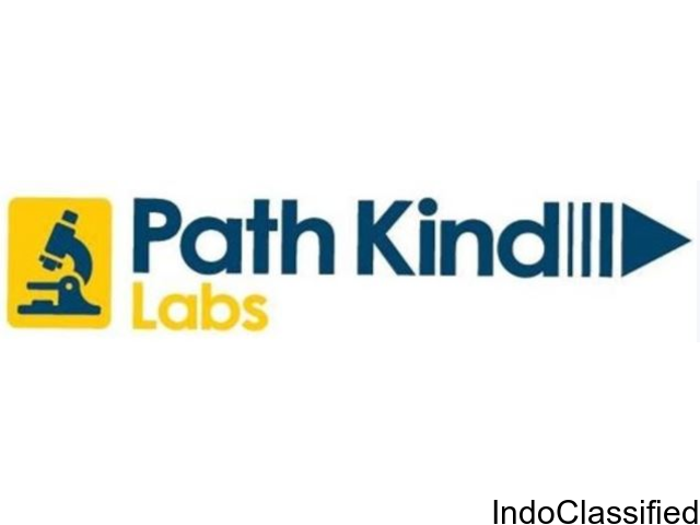 Book A Health Test with PathKind Labs
