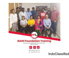 SIAM Foundation Training and Certification