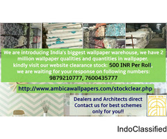 Ambica Wallpapers | Established in the year 1976 at Ahmedabad (Gujarat, India)