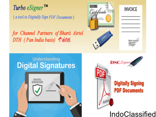 Digital Signature Integration