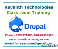 Drupal Classroom Training in Ameerpet