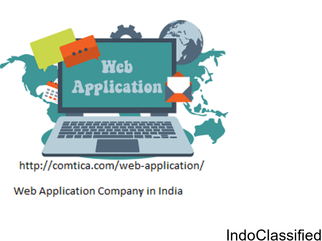 Web Application Company in India