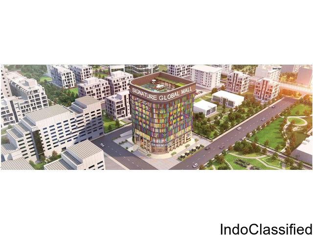 Buy Exclusive Studio Apartment with Signature Global Mall – Vaishali @ 9999778882