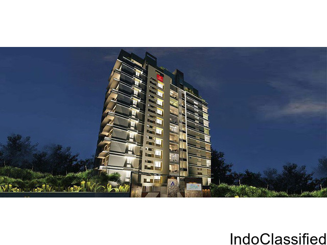 Asset Gulmohar 4 BHK Luxury Flats in Calicut