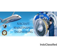 Aircraft Maintenance Engineering Course in India