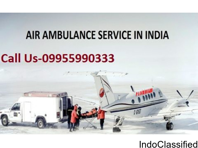 Avail the Advantage of Low Cost Air Ambulance Service in Ranchi