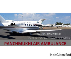 Rescue Medical Air Ambulance Service in Delhi