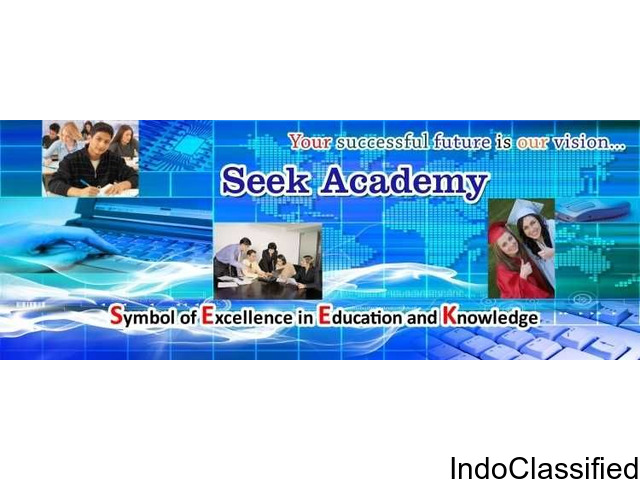 Seek Academy: Best Spoken English Classes in West Delhi