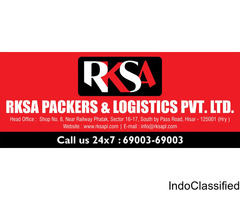 RKSA Packers and Logistics Pvt.Ltd