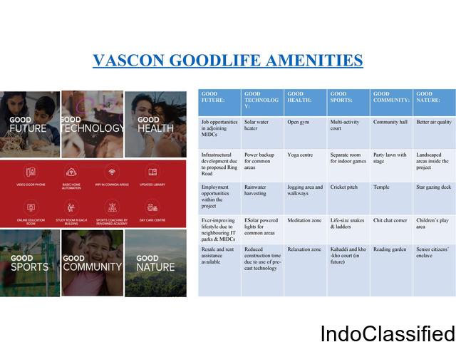 Vascon Goodlife Pune