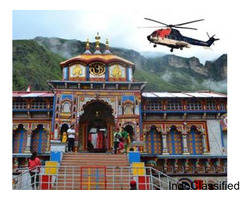 Kedarnath Badrinath by Helicopter- 9758149800