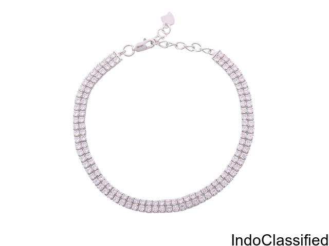 CZ Bracelets | Cubic Zirconia Bracelets