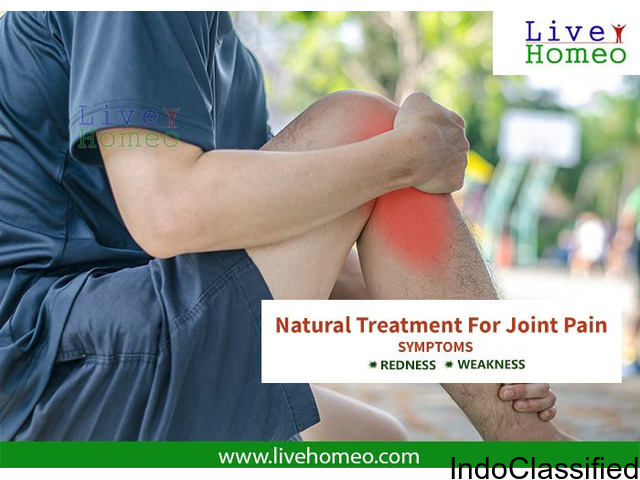 GET RELIEF FROM JOINT PAINS BY USING HOMEOPATHY TREATMENTS