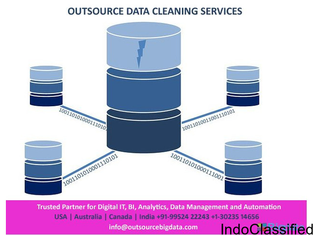 Outsource Database Cleaning Services