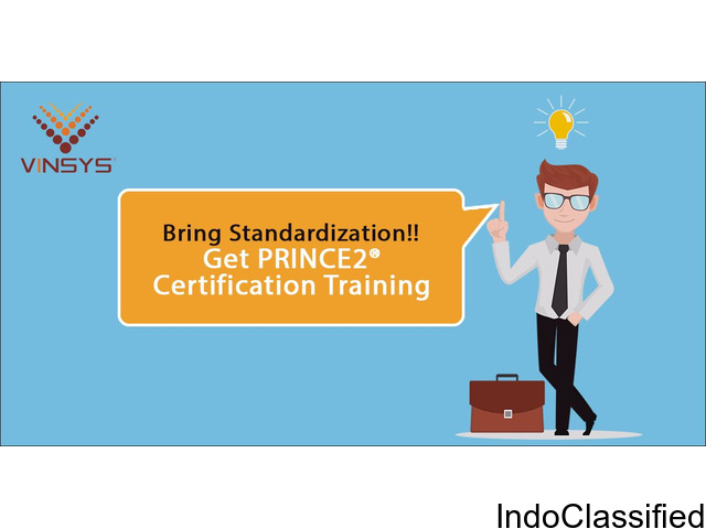 PRINCE2 Foundation Certification Training Course | Vinsys