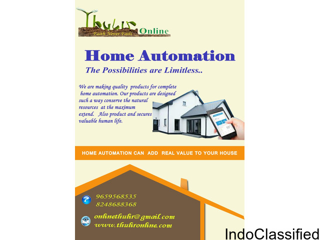 Home automation Product in R.S.Puram