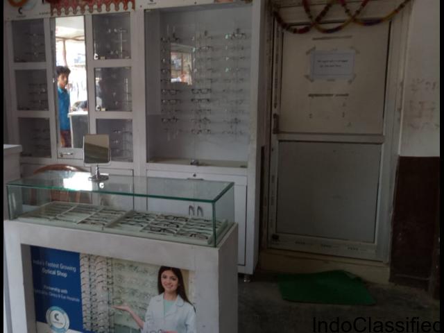CVC Opticals at Dharmanagar, Tripura, India