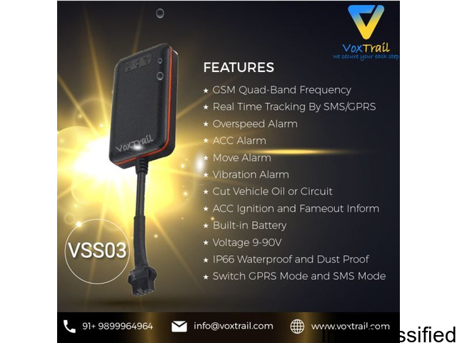GPS tracker Real time Location With Advanced Features