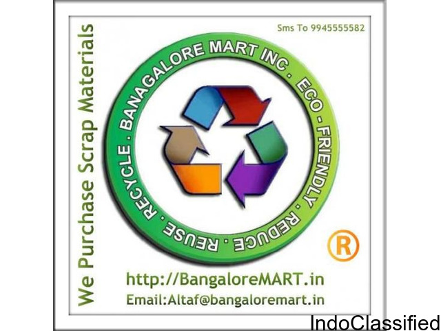 COMPUTERS EWASTE SCRAP FOR RECYCLEING IN BANGALORE