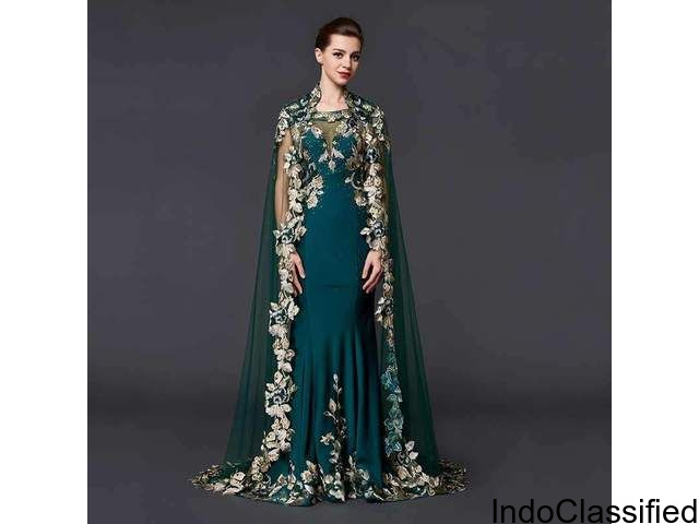 Luxaccess Buy Moroccan kaftan wedding dress online