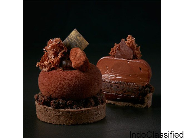 Order 8 Textures of Chocolate Pastries Online in Bangalore – Smoor Chocolates