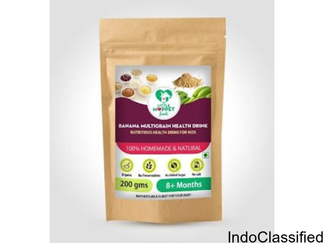 An Energy & Protein-Rich Baby Meal