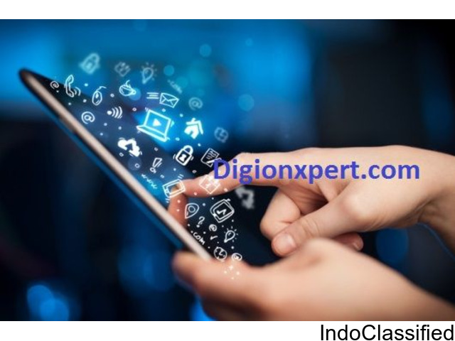 Get your own mobile phone application in just a few clicks with Digionexpert