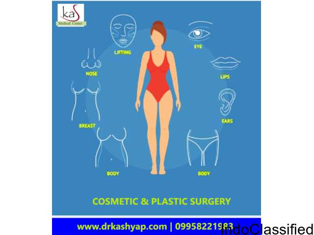 Best Cosmetic and Plastic Surgeons in Delhi South Delhi
