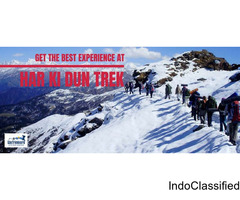 Come to The Specialists if You Want to Book Har Ki Dun Trek Packages