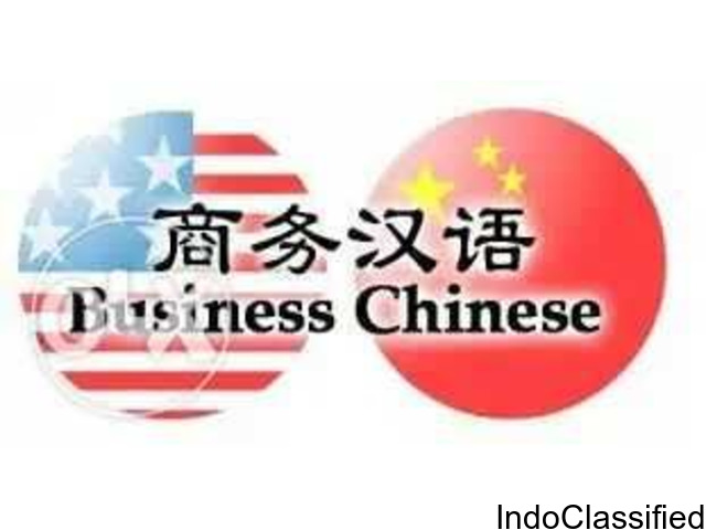 Best chinese language translator in NCR and India
