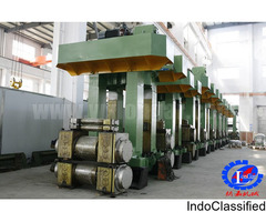 Chinese Cold and hot rolling mill, foil mill tension leveller etc. supplier in delhi