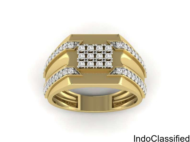 mens engagement rings - men's jewellery online india