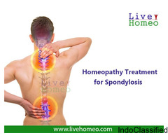Homeopathy Treatment for Spondylosis