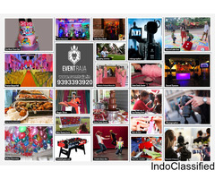 Kids 1st Birthday Party Organizers, Planner in Hyderabad.Call- 9393393920